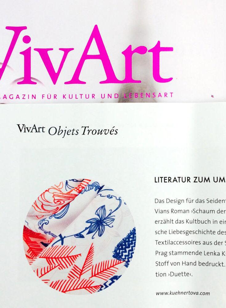 Vivart –Frankfurt/Wiesbaden